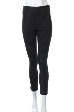 Дамски панталон H&M, Размер S, Цвят Черен, 64% полиестер, 32% вискоза, 4% еластан, Цена 8,82лв.