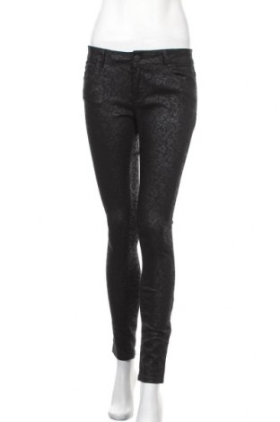 Γυναικείο παντελόνι Hallhuber, Μέγεθος S, Χρώμα Μαύρο, 82% βαμβάκι, 16% πολυεστέρας, 2% ελαστάνη, Τιμή 17,93€
