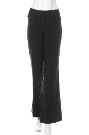 Дамски панталон Impulse, Размер M, Цвят Черен, Полиестер, вискоза, еластан, Цена 10,63лв.