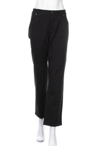 Γυναικείο παντελόνι Infinity, Μέγεθος L, Χρώμα Μαύρο, 98% βαμβάκι, 2% ελαστάνη, Τιμή 8,22€