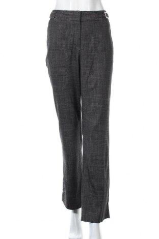 Дамски панталон Jacqui-E, Размер M, Цвят Сив, 70% полиестер, 28% вискоза, 2% еластан, Цена 7,09лв.