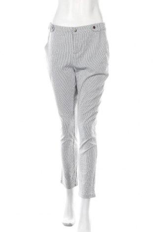 Дамски панталон Katies, Размер S, Цвят Бял, 98% памук, 2% еластан, Цена 9,05лв.