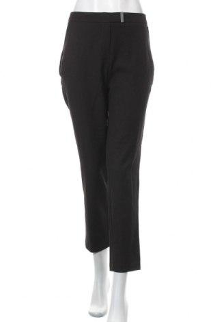 Γυναικείο παντελόνι Katies, Μέγεθος L, Χρώμα Μαύρο, 78% πολυεστέρας, 17% βισκόζη, 5% ελαστάνη, Τιμή 16,24€