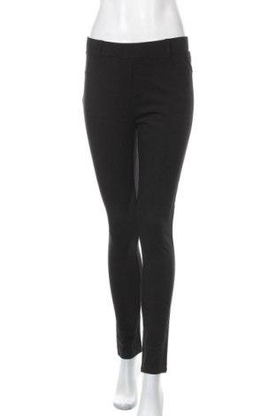 Γυναικείο παντελόνι Katies, Μέγεθος M, Χρώμα Μαύρο, 70% βισκόζη, 25% πολυαμίδη, 5% ελαστάνη, Τιμή 17,54€