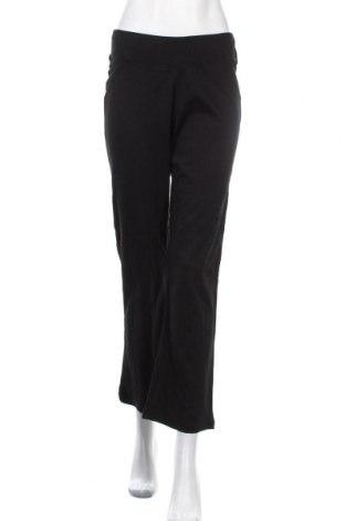 Γυναικείο παντελόνι Katies, Μέγεθος M, Χρώμα Μαύρο, Βισκόζη, πολυαμίδη, ελαστάνη, Τιμή 24,68€