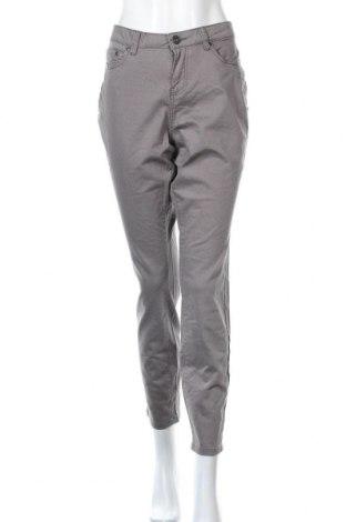 Γυναικείο παντελόνι Katies, Μέγεθος L, Χρώμα Καφέ, 69% βαμβάκι, 28% πολυεστέρας, 3% ελαστάνη, Τιμή 18,19€