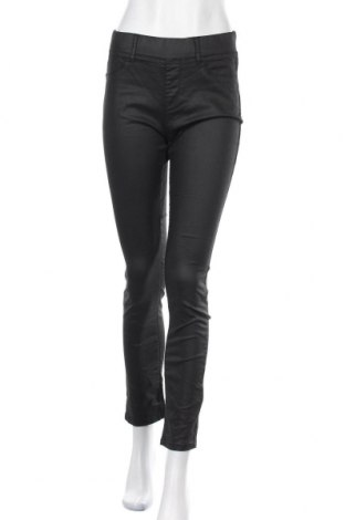 Γυναικείο παντελόνι Katies, Μέγεθος S, Χρώμα Μαύρο, 66% βαμβάκι, 32% πολυεστέρας, 2% ελαστάνη, Τιμή 16,89€