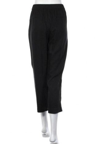 Дамски панталон Mango, Размер XL, Цвят Черен, 80% вискоза, 20% лиосел, Цена 20,65лв.