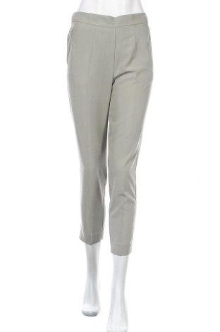Дамски панталон Mango, Размер XS, Цвят Зелен, 70% модал, 30% полиестер, Цена 21,28лв.