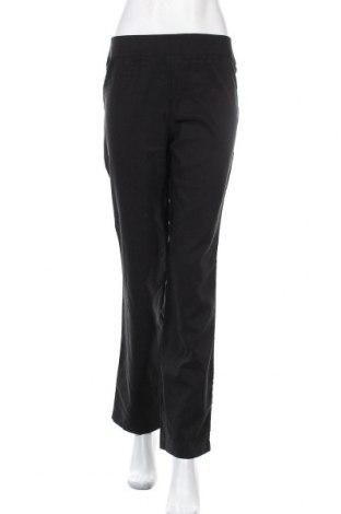 Дамски панталон Now, Размер M, Цвят Черен, Полиестер, вискоза, еластан, Цена 6,84лв.
