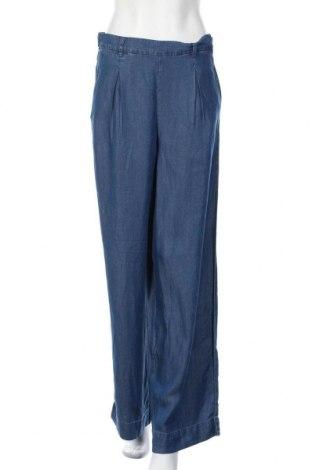 Дамски панталон ONLY, Размер M, Цвят Син, Лиосел, Цена 31,60лв.