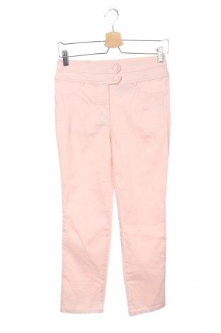 Дамски панталон Review, Размер S, Цвят Розов, 73% памук, 25% полиестер, 2% еластан, Цена 7,00лв.