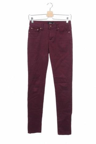 Дамски панталон Sportsgirl, Размер S, Цвят Лилав, 81% памук, 17% полиестер, 2% еластан, Цена 7,09лв.