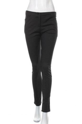Дамски панталон St. Frock, Размер M, Цвят Черен, Цена 13,23лв.
