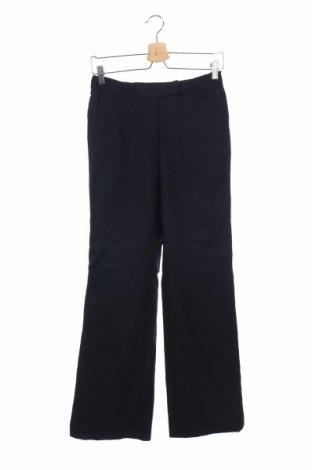 Дамски панталон Style Corp, Размер S, Цвят Син, 81% полиестер, 19% вискоза, Цена 8,80лв.