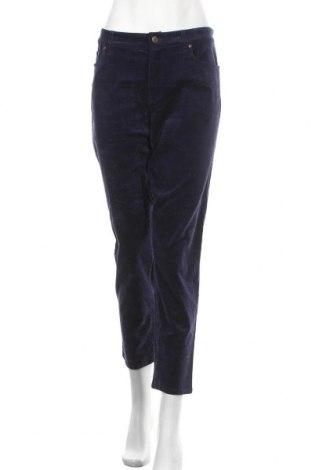 Γυναικείο παντελόνι Talbots, Μέγεθος L, Χρώμα Μπλέ, Τιμή 14,62€