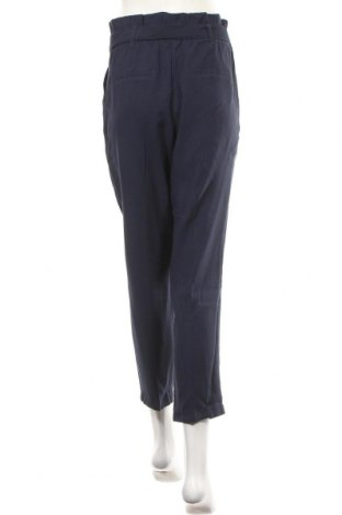 Дамски панталон Tom Tailor, Размер M, Цвят Син, 92% вискоза, 8% полиестер, Цена 66,75лв.