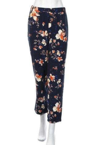Дамски панталон Vero Moda, Размер M, Цвят Син, 95% полиестер, 5% еластан, Цена 27,00лв.