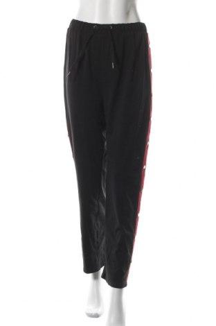 Дамски панталон Who I Am, Размер M, Цвят Черен, Полиестер, Цена 10,92лв.
