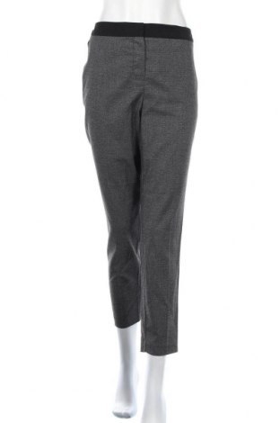 Дамски панталон Your Sixth Sense, Размер L, Цвят Сив, 65% полиестер, 33% вискоза, 2% еластан, Цена 29,40лв.