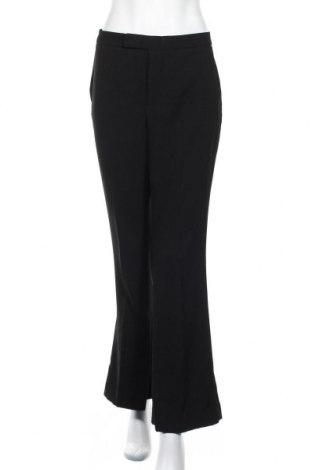 Дамски панталон Zara, Размер L, Цвят Черен, Полиестер, Цена 9,53лв.