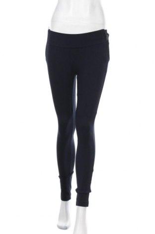Дамски панталон Zara Trafaluc, Размер S, Цвят Син, Цена 10,08лв.