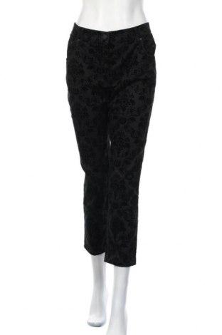 Γυναικείο παντελόνι Zerres, Μέγεθος L, Χρώμα Μαύρο, 97% βαμβάκι, 3% ελαστάνη, Τιμή 14,03€