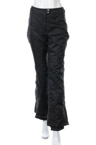 Дамски панталон за зимни спортове Active By Tchibo, Размер XL, Цвят Черен, Полиестер, Цена 15,75лв.