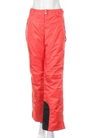 Дамски панталон за зимни спортове Active By Tchibo, Размер XL, Цвят Червен, Полиестер, Цена 18,22лв.