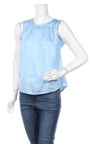 Γυναικείο αμάνικο μπλουζάκι Soya Concept, Μέγεθος M, Χρώμα Μπλέ, Lyocell, Τιμή 11,06€