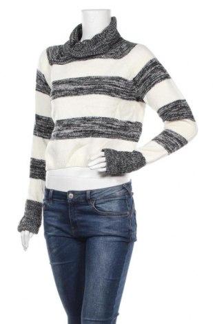 Дамски пуловер, Размер M, Цвят Черен, Акрил, Цена 10,50лв.