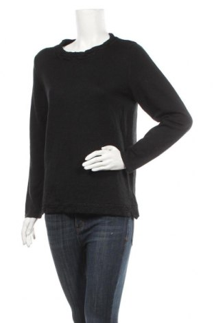 Γυναικείο πουλόβερ, Μέγεθος S, Χρώμα Μαύρο, 50% μαλλί, 50%ακρυλικό, Τιμή 13,58€
