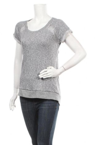 Γυναικείο πουλόβερ, Μέγεθος S, Χρώμα Γκρί, 70% βαμβάκι, 30% πολυεστέρας, Τιμή 5,23€