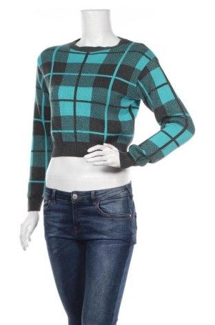 Γυναικείο πουλόβερ, Μέγεθος S, Χρώμα Πράσινο, Βαμβάκι, Τιμή 16,66€