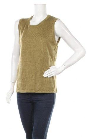 Γυναικείο πουλόβερ Damart, Μέγεθος L, Χρώμα Πράσινο, Ακρυλικό, Τιμή 17,54€