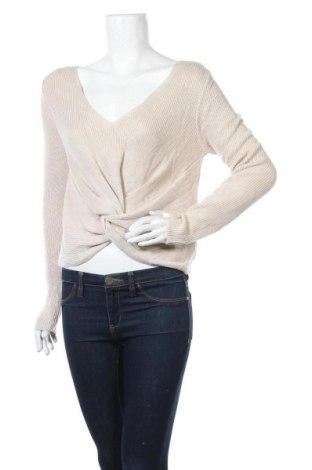 Дамски пуловер ASOS, Размер M, Цвят Бежов, Акрил, Цена 27,88лв.