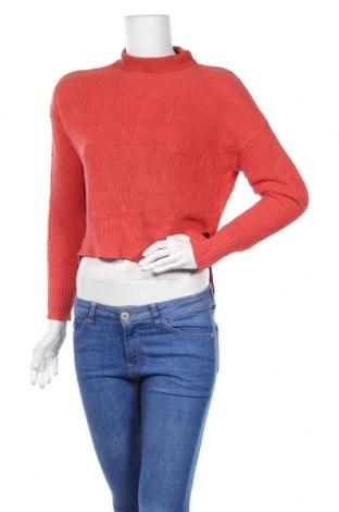 Γυναικείο πουλόβερ All About Eve, Μέγεθος XS, Χρώμα Πορτοκαλί, 50% βαμβάκι, 50%ακρυλικό, Τιμή 12,28€
