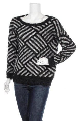 Γυναικείο πουλόβερ Amisu, Μέγεθος M, Χρώμα Μαύρο, 65% πολυαμίδη, 35%ακρυλικό, Τιμή 5,46€
