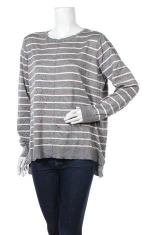 Γυναικείο πουλόβερ Anko, Μέγεθος XXL, Χρώμα Γκρί, 80% βισκόζη, 20% πολυεστέρας, Τιμή 6,59€