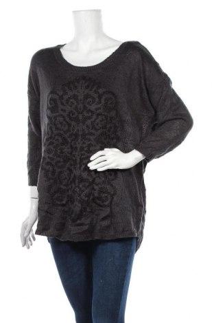 Дамски пуловер Autograph, Размер M, Цвят Син, Акрил, Цена 10,92лв.