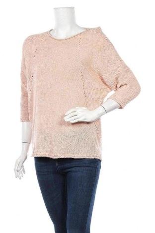 Дамски пуловер Autograph, Размер S, Цвят Розов, 56% акрил, 44% полиамид, Цена 10,92лв.