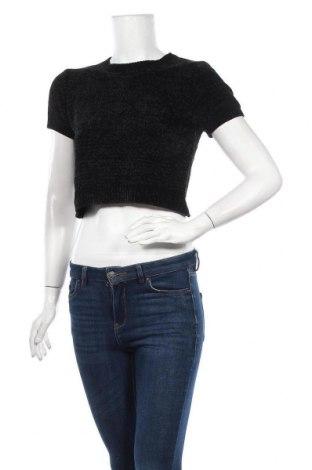 Дамски пуловер Ava & Ever, Размер M, Цвят Черен, Полиестер, Цена 14,36лв.