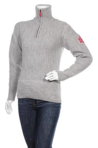 Γυναικείο πουλόβερ Blue Motion, Μέγεθος S, Χρώμα Γκρί, 70%ακρυλικό, 30% μαλλί, Τιμή 6,37€