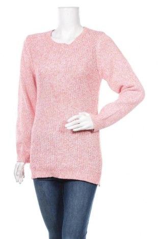 Дамски пуловер Blue Motion, Размер XL, Цвят Розов, 50% памук, 50% акрил, Цена 13,86лв.