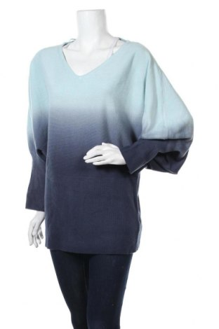 Дамски пуловер Body Flirt, Размер XL, Цвят Син, Акрил, Цена 28,35лв.