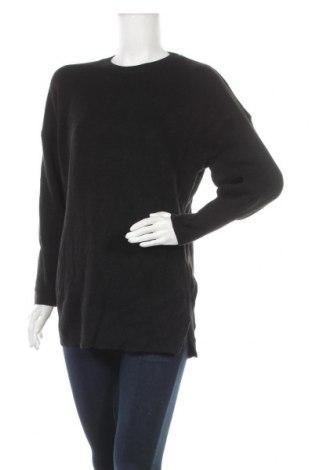 Дамски пуловер Boohoo, Размер L, Цвят Черен, Акрил, Цена 10,29лв.