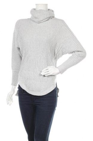 Γυναικείο πουλόβερ Caroline K Morgan, Μέγεθος M, Χρώμα Γκρί, Βαμβάκι, Τιμή 17,28€