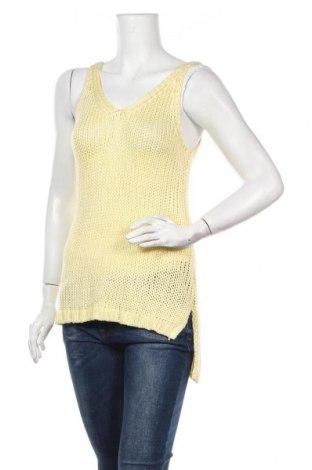 Дамски пуловер Cotton On, Размер M, Цвят Жълт, Акрил, Цена 6,55лв.