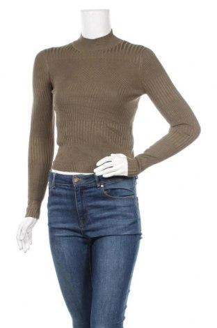 Дамски пуловер Cotton On, Размер M, Цвят Зелен, 81% вискоза, 19% полиамид, Цена 12,90лв.