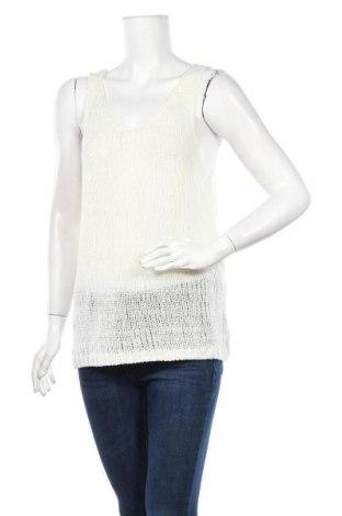 Дамски пуловер Cotton On, Размер L, Цвят Бял, 82% акрил, 18% полиестер, Цена 8,19лв.